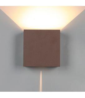 20W LED Seinävalaisin DAVOS XL Corten IP65 7438
