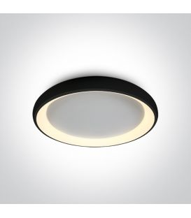 50W LED Kattovalaisin Black Ø61 62144N/B/W
