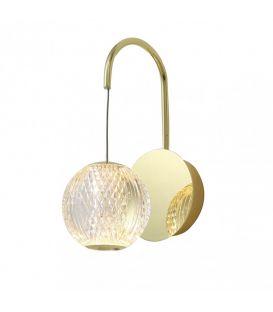 Seinävalaisin ROSARIO Gold WL-12220121-1A-GD