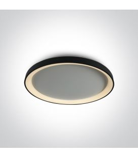 48W LED Kattovalaisin Black Ø58 62148L/B/W