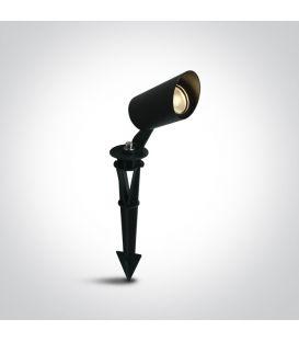 3W LED Maapiikkivalaisin Black IP67 67456/B/W