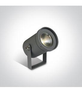 3W LED Maapiikkivalaisin IP65 Anthracite 67196A/AN/W