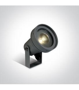 6W LED Maapiikkivalaisin IP65 Anthracite 67196B/AN/W