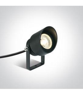 5W LED Maapiikkivalaisin IP65 Anthracite 67488A/AN/W