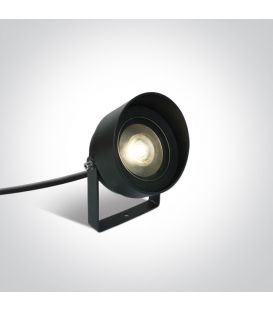 14W LED Maapiikkivalaisin IP65 Anthracite 67488C/AN/W