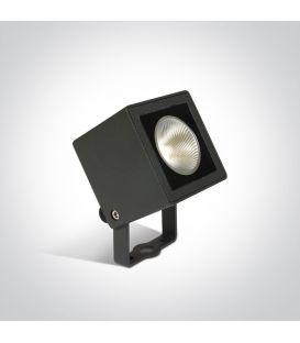 7W LED Maapiikkivalaisin IP65 Anthracite 7052/AN/W