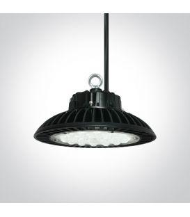 100W LED Kattovalaisin IP65 Black 4000K 63100N/C