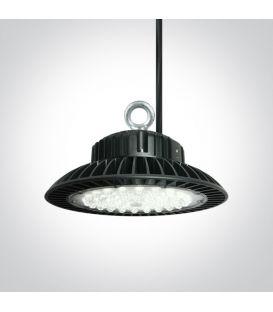 150W LED Kattovalaisin IP65 Black 4000K 63150N/C