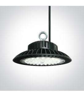 200W LED Kattovalaisin IP65 Black 4000K 63200N/C