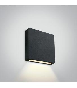 2W LED Alasvalo IP65 Black 3000K 68074A/B/W