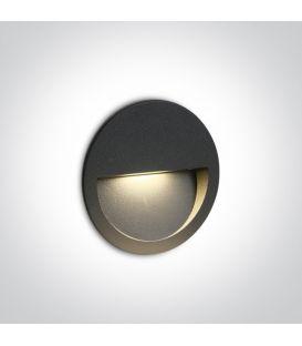 3W LED Alasvalo Anthracite IP65 3000K 68068/AN/W