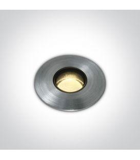 2W LED Alasvalo IP67 69042M/AL/W