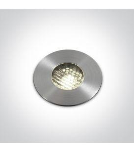 3W LED Alasvalo IP67 3000K 69052/W
