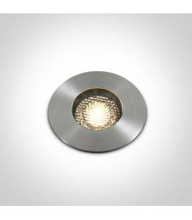 13W LED Alasvalo IP67 3000K 69052A/W