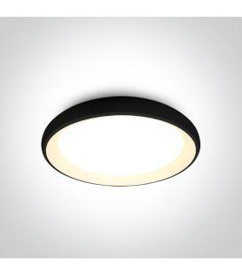 50W LED Kattovalaisin Black Ø61 62144N/B/W