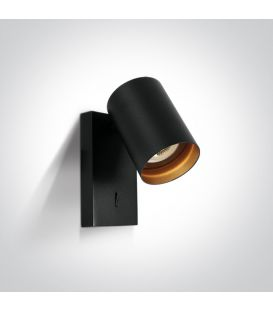 Seinävalaisin RETRO Black 65105NA/B