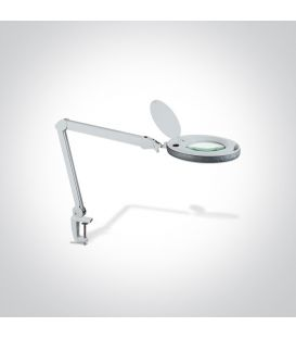 8W LED Pöytävalaisin MAGNIFYING LENS 61066/W