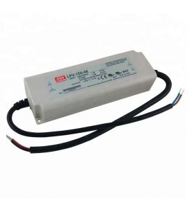 LED-muuntaja 153W 48V MEAN WELL IP67 LPV-150-48
