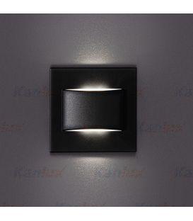 0.8W LED Sieninis šviestuvas White 3000K 33322