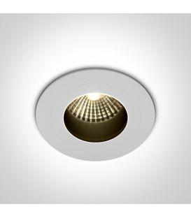 7W LED Alasvalo White 3000K IP65 10107H/W/W