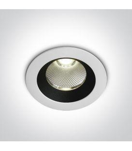 12W LED Alasvalo White 4000K IP65 10110P/W/C