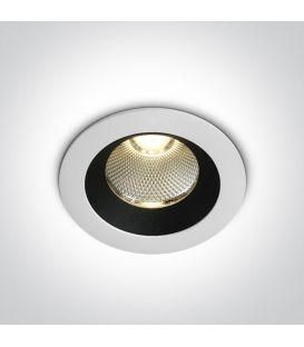 12W LED Alasvalo White 3000K IP65 10110P/W/W