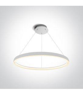 40W LED Riippuvalaisin RING White 63050/W