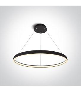 40W LED Riippuvalaisin RING Black 63050/B