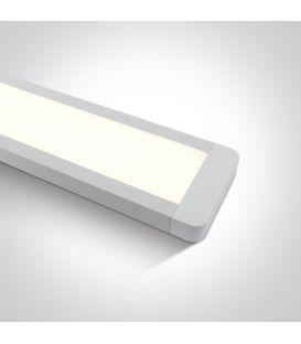 25W LED Kattovalaisin 4000K 38225M/W/C