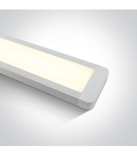 25W LED Kattovalaisin 3000K 38225M/W/W