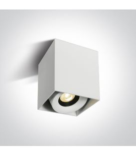 8W LED Kattovalaisin White DIMs 12108XA/W/W