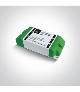 LED-muuntaja 4-8W 12-24V ONE LIGHT 89008