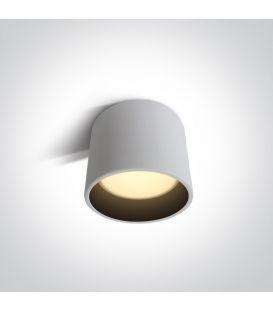15W LED Kattovalaisin White Ø15 12115LD/W/W