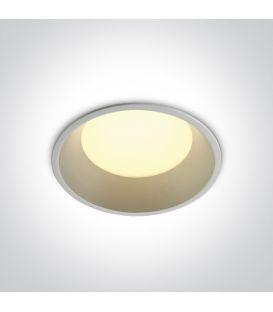 9W LED Alasvalo White 3000K 10109D/W/W