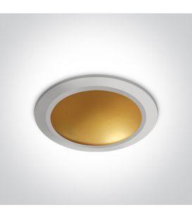 16W LED Alasvalo White 10116FD/W/BS