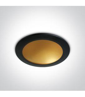 16W LED Alasvalo Black 10116FD/B/BS