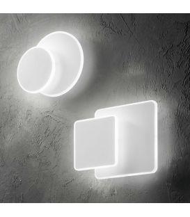 14W LED Sieninis šviestuvas POUCHE AP SQUARE 259352