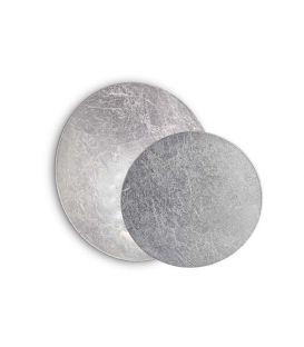 6W LED Seinävalaisin TICK AP Silver 238951