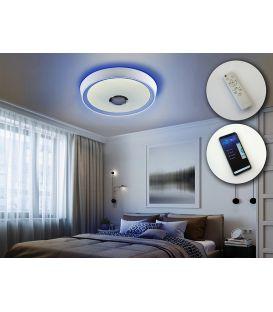 24W LED Lubinis šviestuvas JAZZ Ø50 Dimeriuojamas 851472