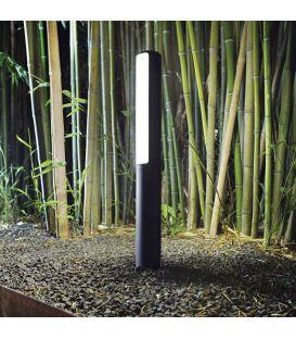 10.2W LED Sieninis šviestuvas ETERE Anthracite IP44 172408