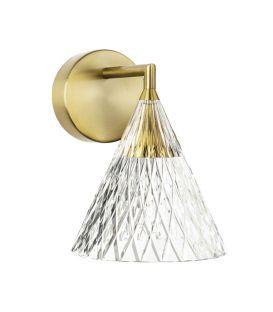 6.7W LED Seinävalaisin VENETO Gold 05-7588-DO-DO