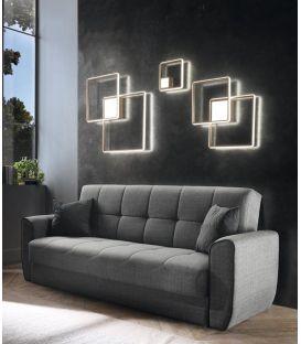 38W LED Sieninis šviestuvas PL.DOWEL/PC-ORO