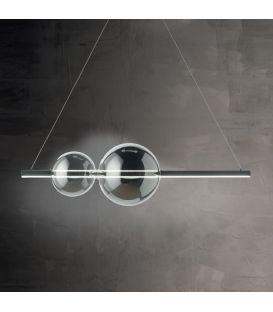 45W LED Riippuvalaisin SO.FUFI/NERO