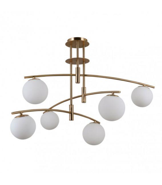 Pakabinamas šviestuvas SENAI Brass PND-31322-6-HB