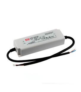 LED-muuntaja LPV-150-24 150W 24V 10A IP67 LPV-150-24