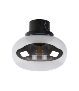 Kattovalaisin LORENA Smoke Grey IP44 03140/23/65