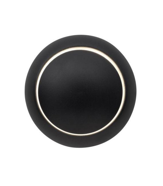 5W LED Seinävalaisin ODIN Black 910162