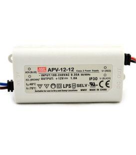 LED-muuntaja APV-12-12 12W 12V 1.00A IP33 APV-12-12.