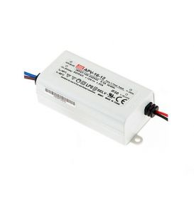 LED-muuntaja APV-16-12 16W 12V 1,25A IP30