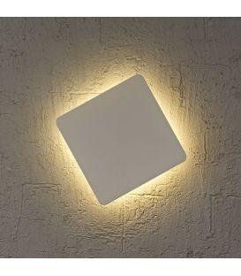 Seinävalaisin BORA BORA LED White 13x13 C0103